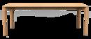 Wedekind Tisch, 200 x 92 cm, Eiche matt lackiert