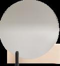 Hoffmann Standspiegel, Esche gewachst / schwarz