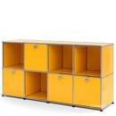 USM Haller Kinder Sideboard, Goldgelb RAL 1004
