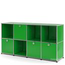 USM Haller Kinder Sideboard, USM grün