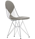 Vitra Eames DKR Wire Chair Checker