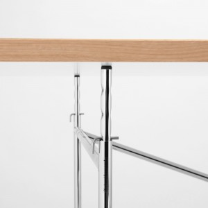 Eiermann Tischgestell Höhenverstellung
