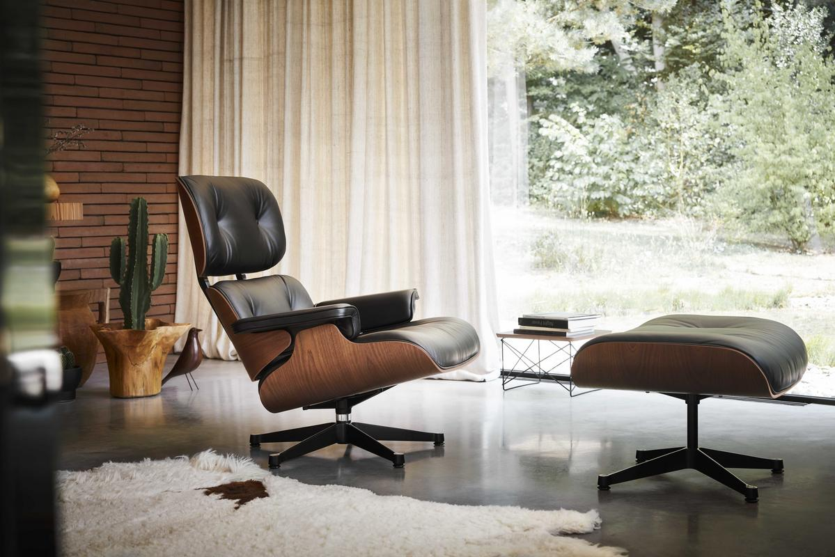 Eames Lounge Chair Vitra Designer Furniture From Smow Com