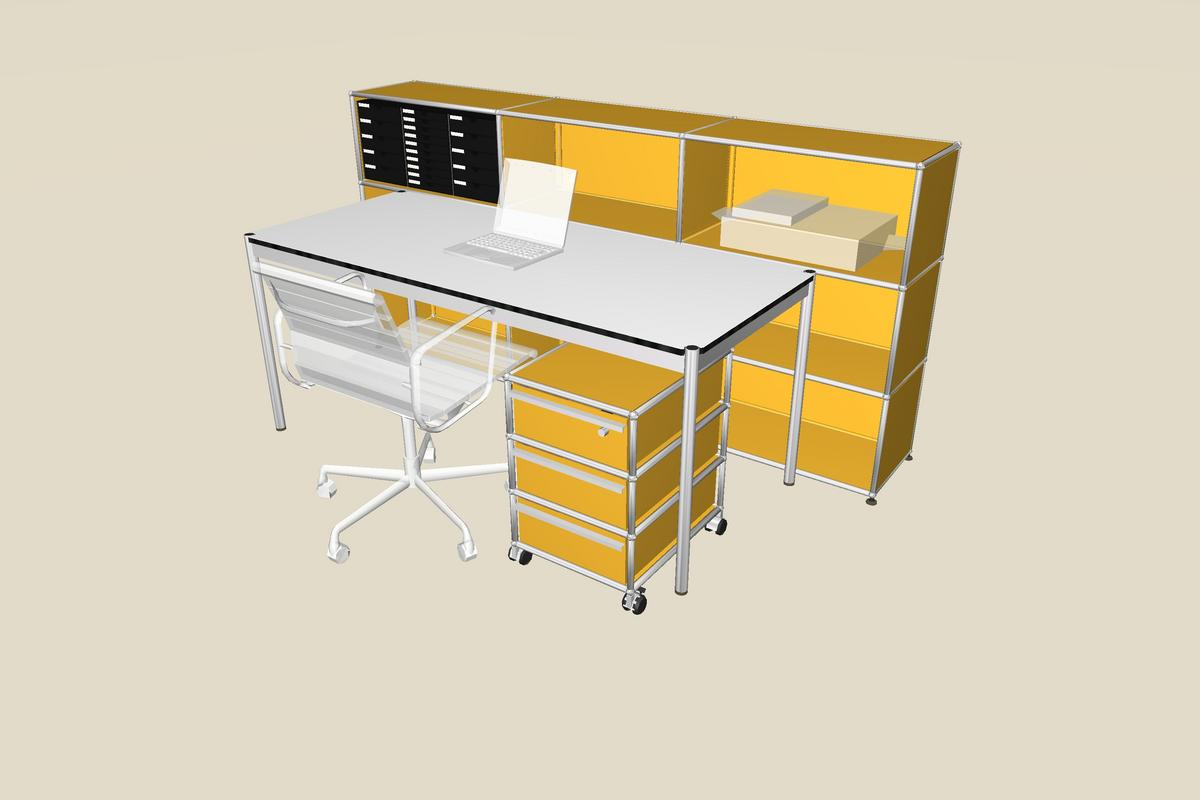 usm haller empfangstheken designerm bel von. Black Bedroom Furniture Sets. Home Design Ideas