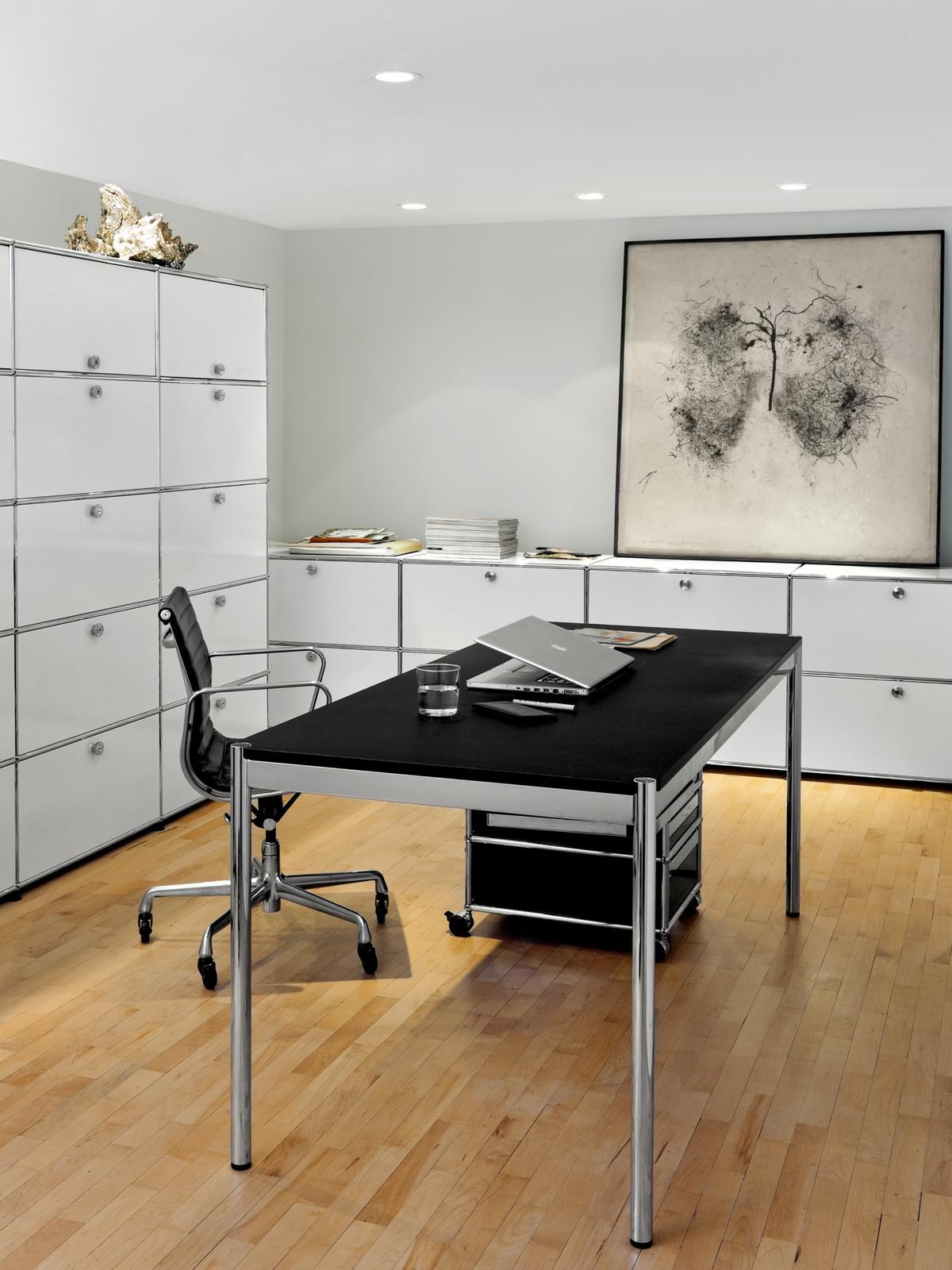 usm haller shop usm versandkostenfrei bei. Black Bedroom Furniture Sets. Home Design Ideas