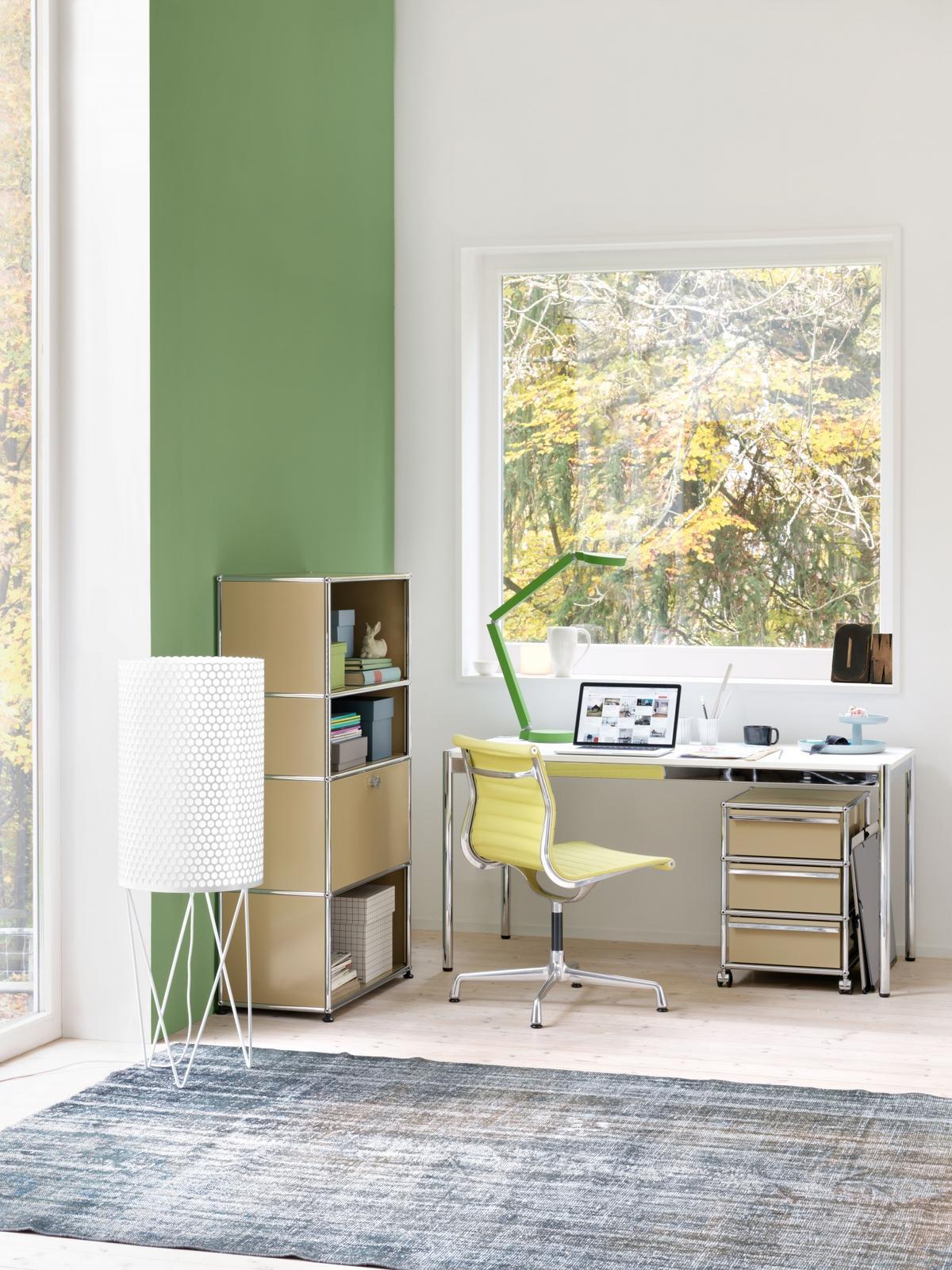 usm haller designer furniture by. Black Bedroom Furniture Sets. Home Design Ideas