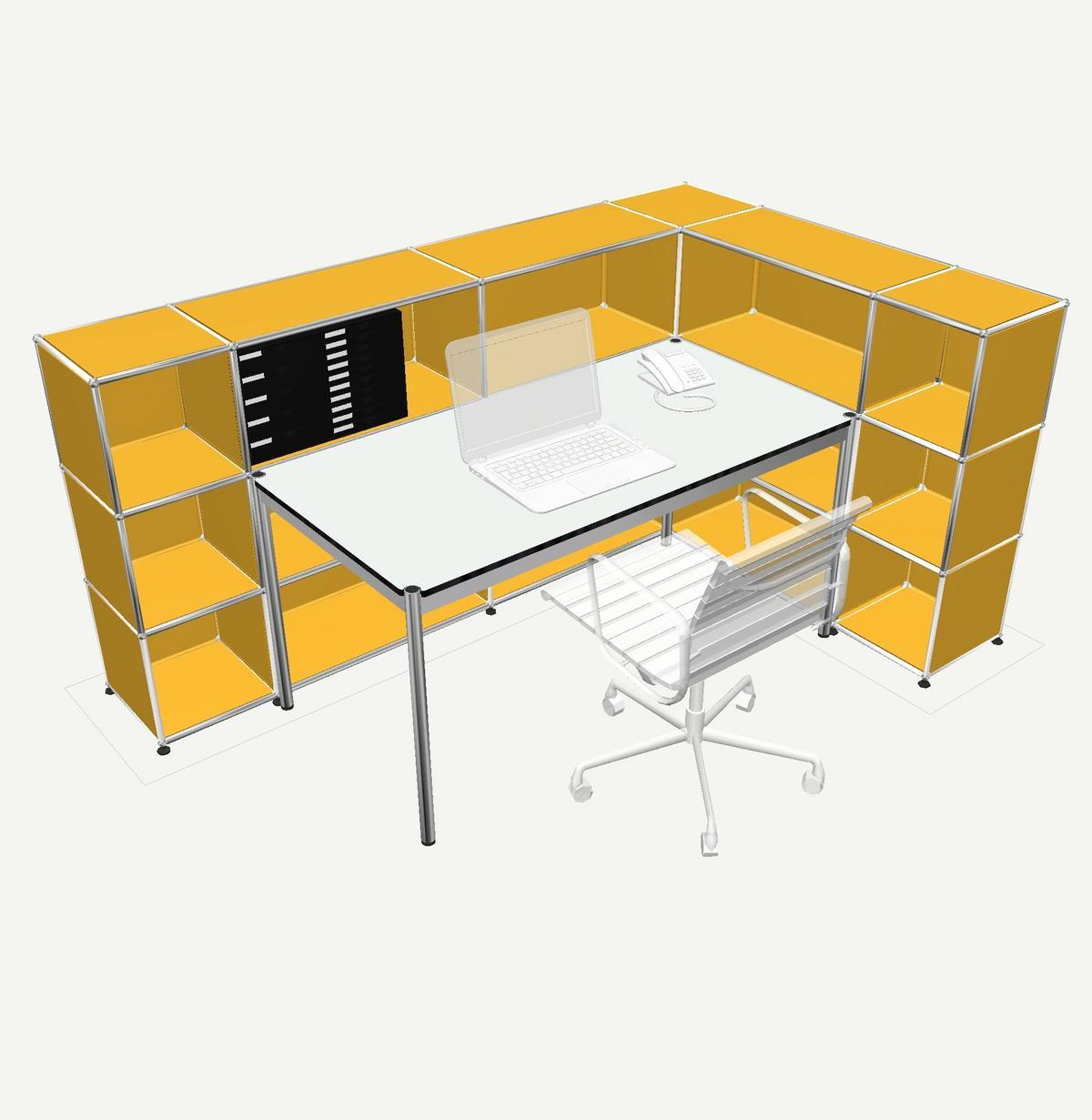 usm haller individuell designerm bel von. Black Bedroom Furniture Sets. Home Design Ideas