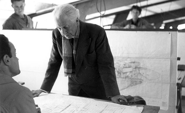 Frank lloyd wright designerm bel von for Franco piani di lloyd wright