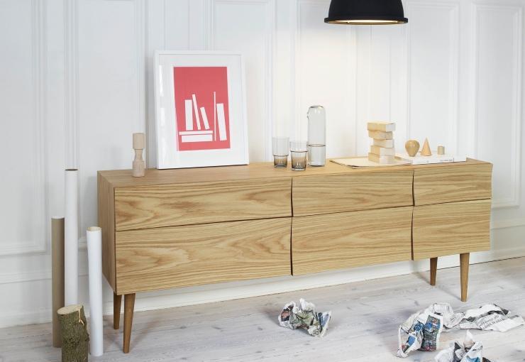 Designermöbel holz  Materialtrend Holz - Designermöbel von smow.de