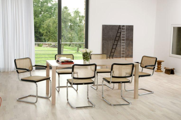 Bauhaus st hle online shop f r bauhaus originale for Design stuhl geflecht