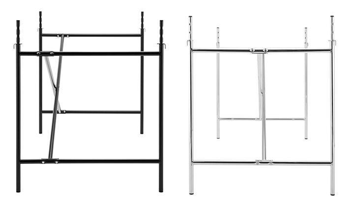 eiermann tische designerm bel von. Black Bedroom Furniture Sets. Home Design Ideas