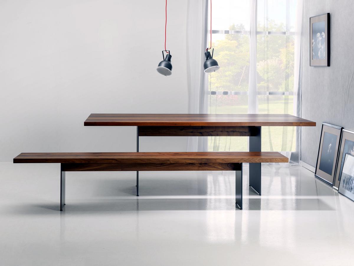 Esstisch designermöbel  Asco Duo rustical von Asco - Designermöbel von smow.de