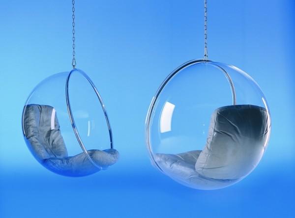adelta bubble chair von eero aarnio 1968 designerm bel von. Black Bedroom Furniture Sets. Home Design Ideas