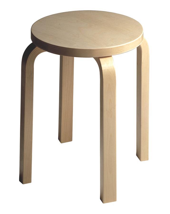artek hocker e60 von alvar aalto 1933 designerm bel von. Black Bedroom Furniture Sets. Home Design Ideas