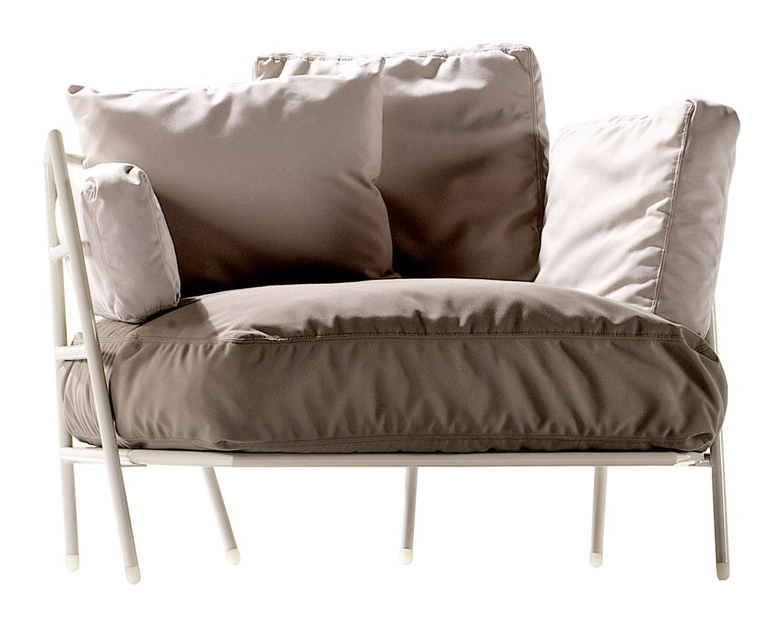 alias dehors sessel outdoor von michele de lucchi. Black Bedroom Furniture Sets. Home Design Ideas