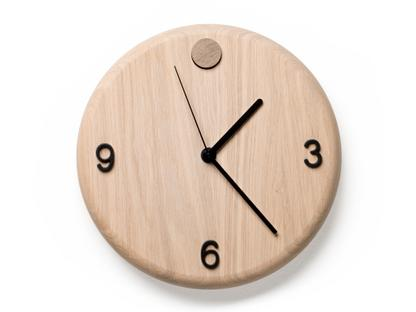 Wood Time Uhr