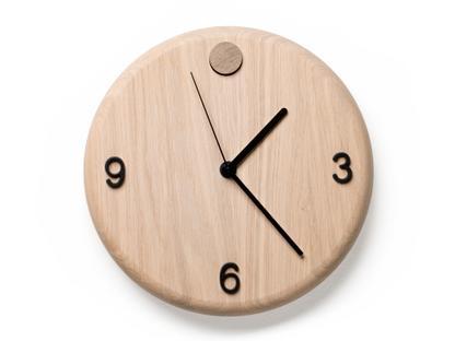 Wood Time Uhr