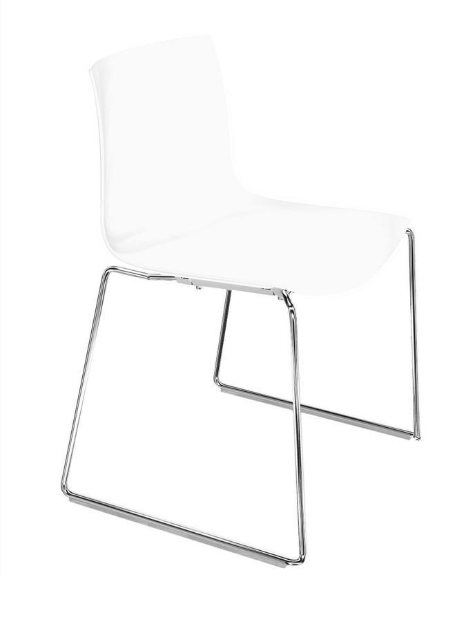 arper catifa 46 sledge von lievore altherr molina 2004. Black Bedroom Furniture Sets. Home Design Ideas