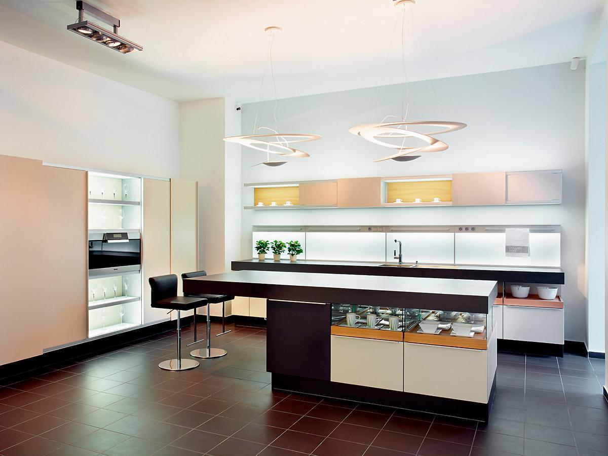 artemide pirce sospensione von giuseppe maurizio scutell. Black Bedroom Furniture Sets. Home Design Ideas