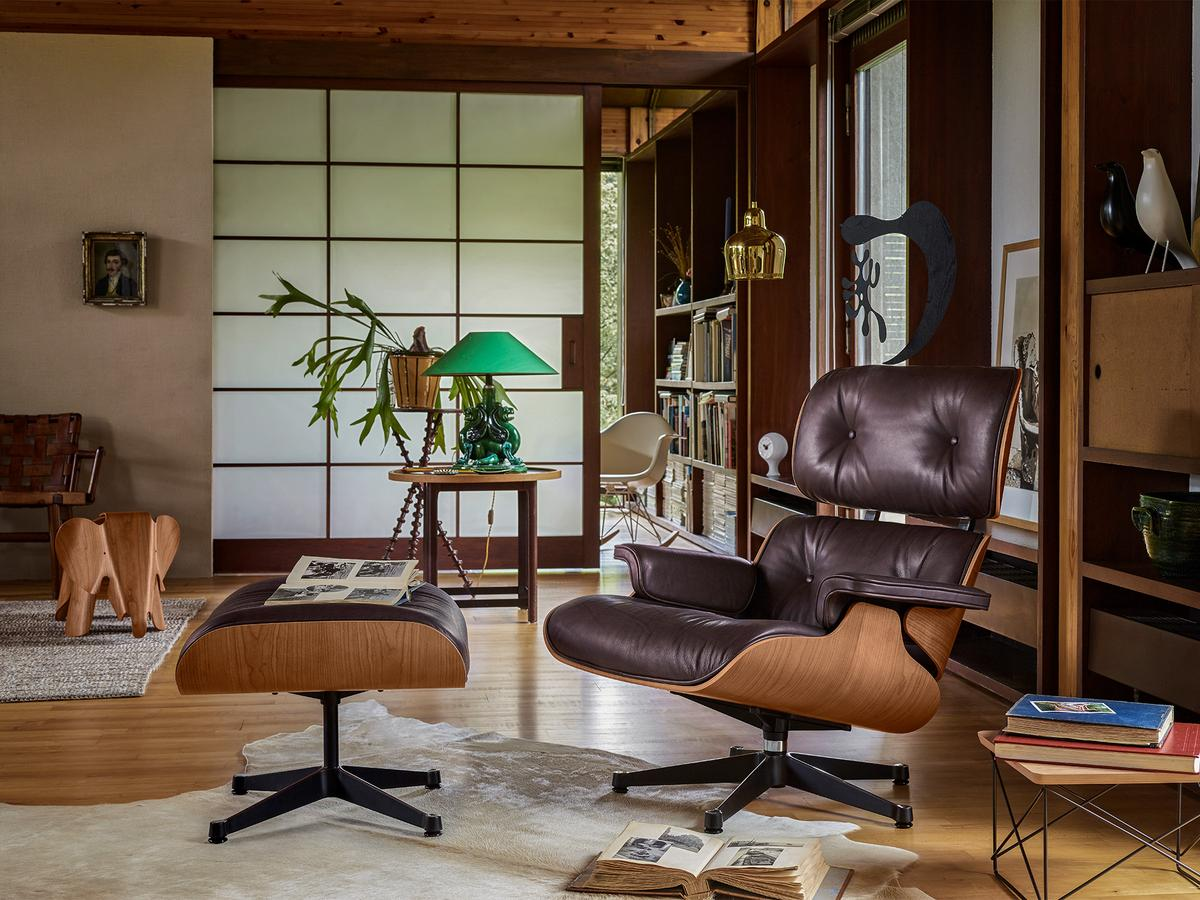 Eames Lounge Chair Living Room vitra home stories for winter 2017/18 - designer furniture