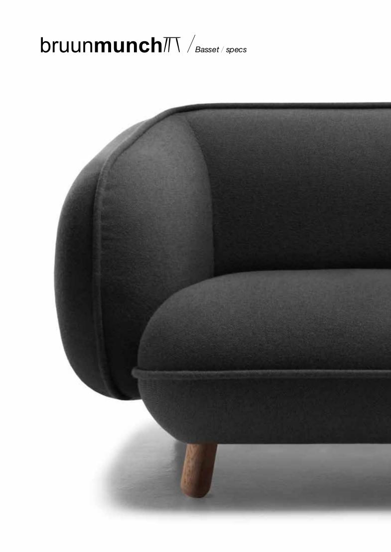 basset von iskos berlin designerm bel von. Black Bedroom Furniture Sets. Home Design Ideas