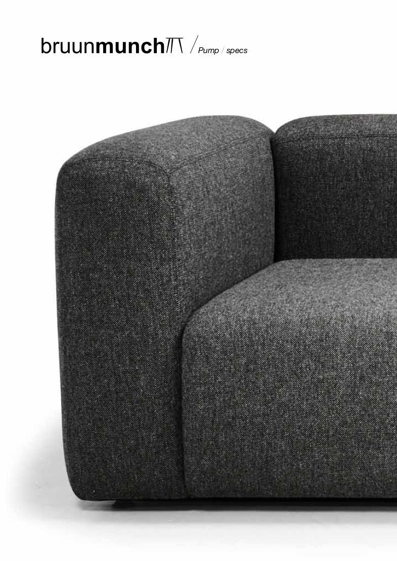 bruunmunch pump von peter barreth designerm bel von. Black Bedroom Furniture Sets. Home Design Ideas