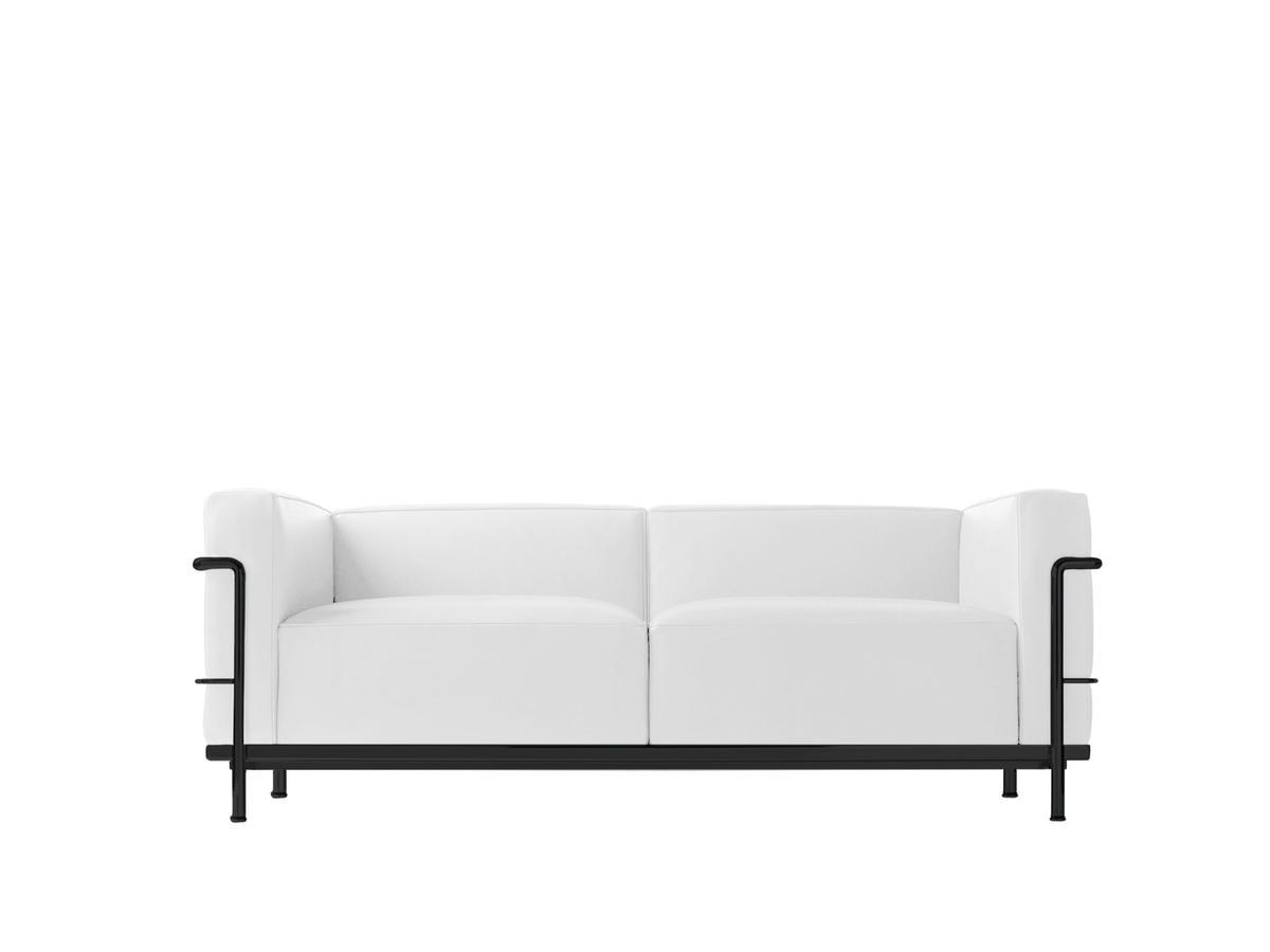 Ecksofa designklassiker  Cassina LC3 Sofa von Le Corbusier, Pierre Jeanneret, Charlotte ...