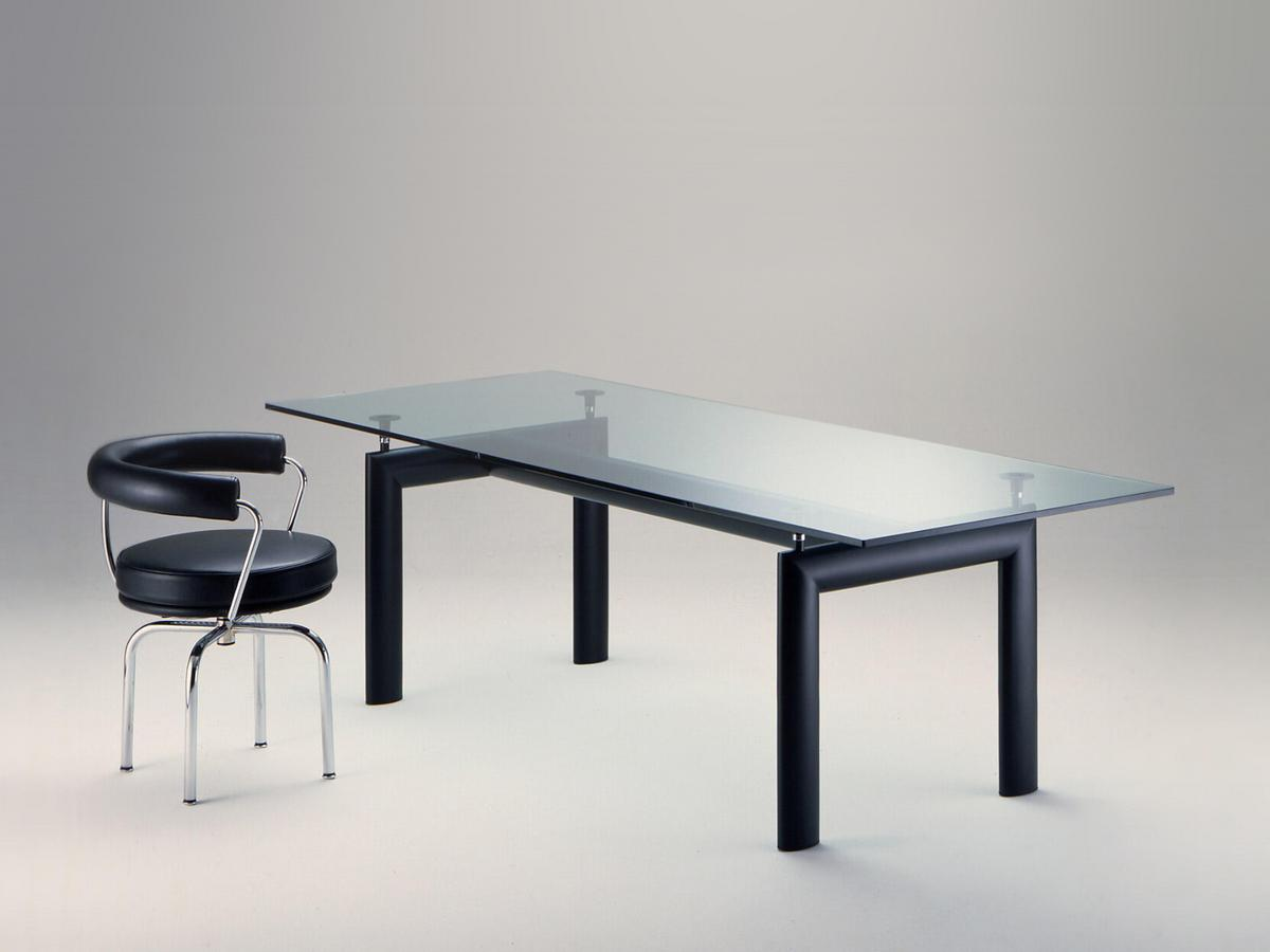 Cassina LC6 Tisch von Le Corbusier, Pierre Jeanneret, Charlotte ...