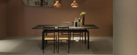 Cassina lc6 table by le corbusier pierre jeanneret - Le corbusier tavolo ...