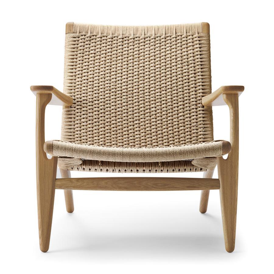 Wegner Sessel carl hansen & søn ch25 lounge chair von hans j. wegner, 1950
