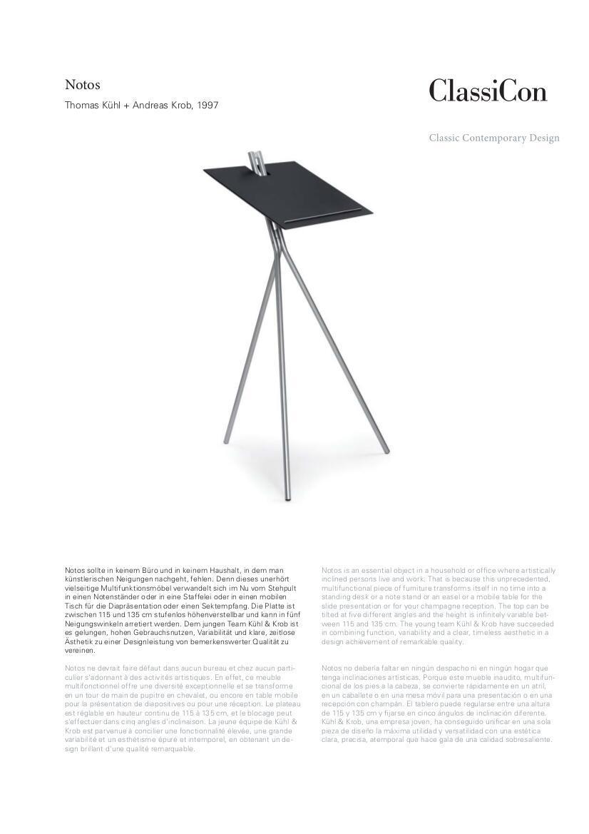 Multifunktionale Stehpult Fur Laptop Sarah Maier