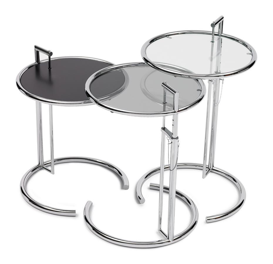 classicon adjustable table e 1027 von eileen gray 1927 designerm bel von. Black Bedroom Furniture Sets. Home Design Ideas