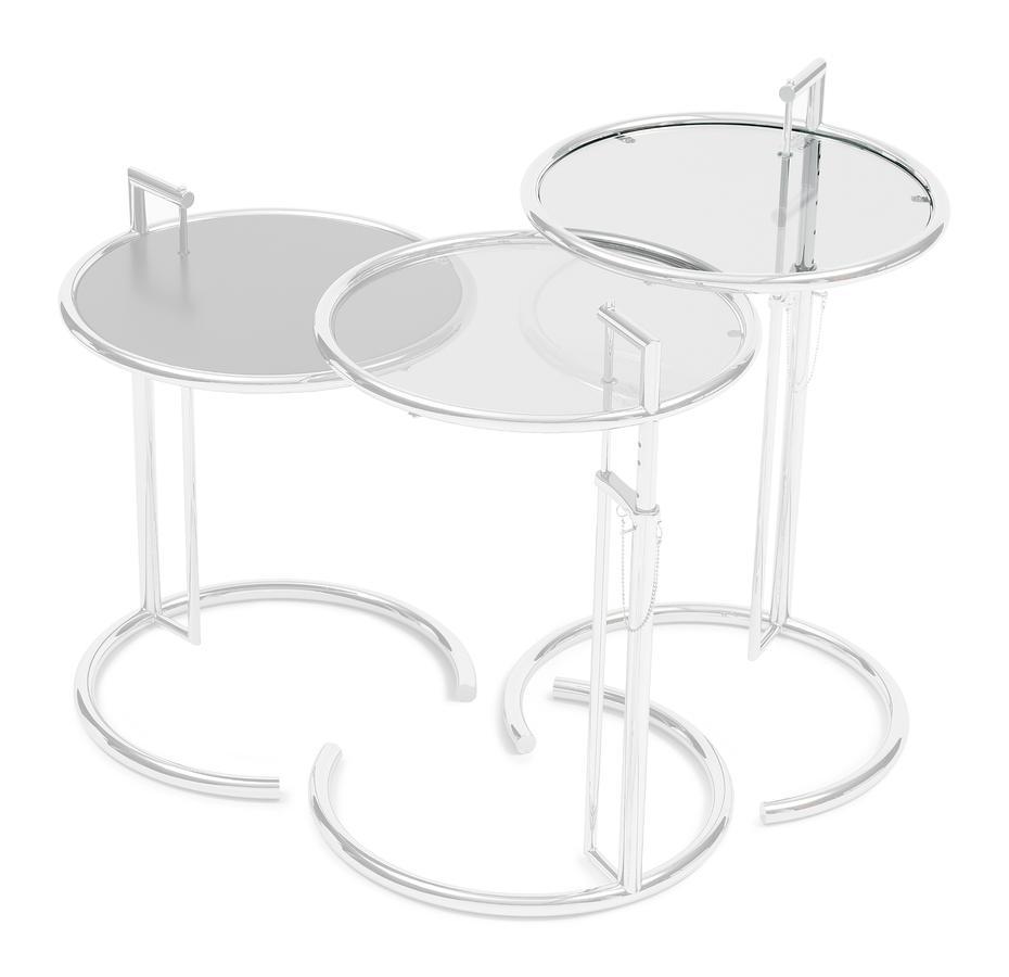 adjustable table e 1027 ersatzplatte