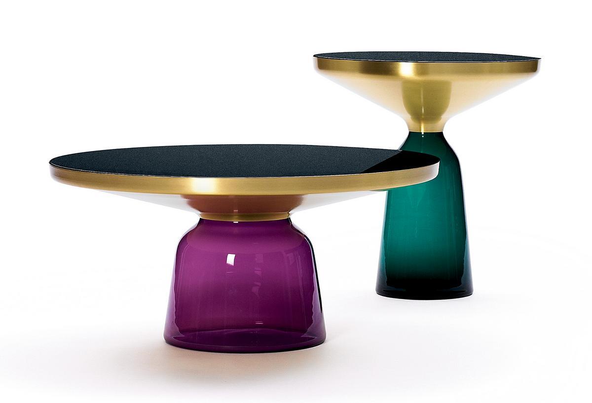 Classicon bell side table von sebastian herkner 2012 for Sebastian herkner
