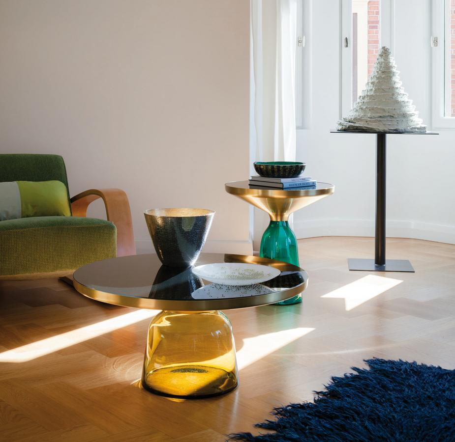 Classicon bell coffee table von sebastian herkner 2012 for Sebastian herkner
