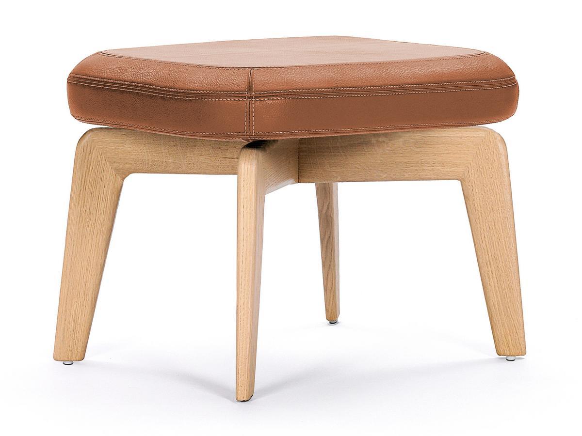 Classicon munich stool von sauerbruch hutton 2012 for Barhocker leder cognac