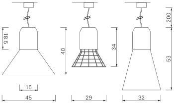 classicon bell light kupfer metallkorb verkupfert h 16 x 29 cm von sebastian herkner 2013. Black Bedroom Furniture Sets. Home Design Ideas