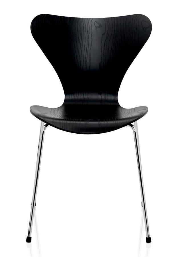 Fritz Hansen Serie 7 Stuhl 3107 Von Arne Jacobsen 1955