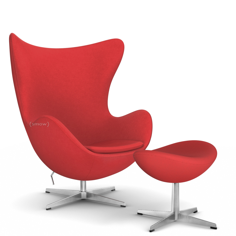 Fritz hansen egg chair von arne jacobsen 1958 for How to make an egg chair
