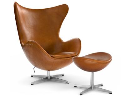 fritz hansen egg chair von arne jacobsen 1958 designerm bel von. Black Bedroom Furniture Sets. Home Design Ideas