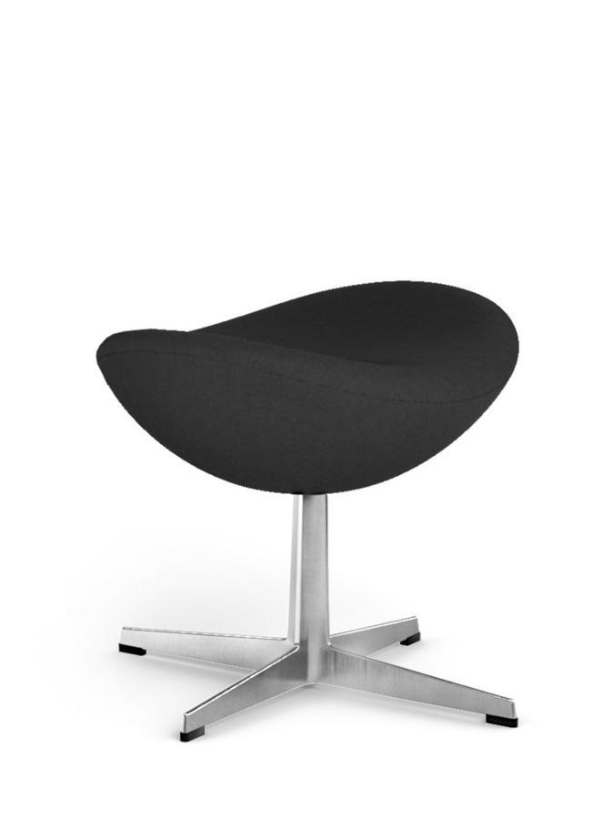 Fritz Hansen Egg Footstool Von Arne Jacobsen 1958 Designermobel