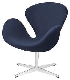Swan Chair Sonderhöhe 48 cm|Christianshavn|Christianshaven 1155 - Dunkelblau