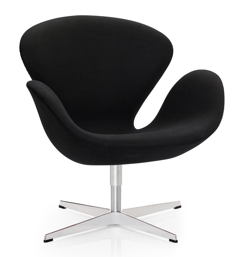 fritz hansen swan chair von arne jacobsen 1958 designerm bel von. Black Bedroom Furniture Sets. Home Design Ideas