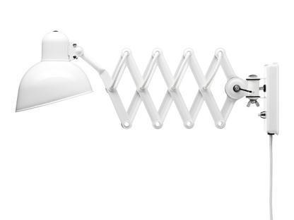 lightyears by fritz hansen kaiser idell 6718 scherenleuchte wei von christian dell 1931. Black Bedroom Furniture Sets. Home Design Ideas