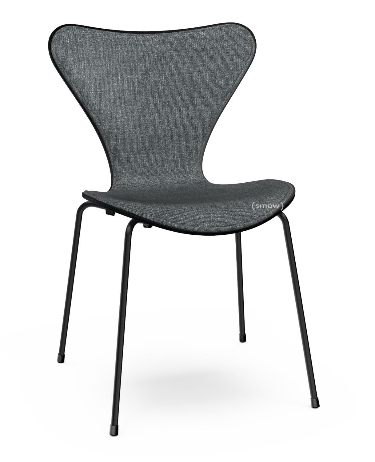 fritz hansen serie 7 stuhl mit frontpolster von arne jacobsen 1955 designerm bel von. Black Bedroom Furniture Sets. Home Design Ideas