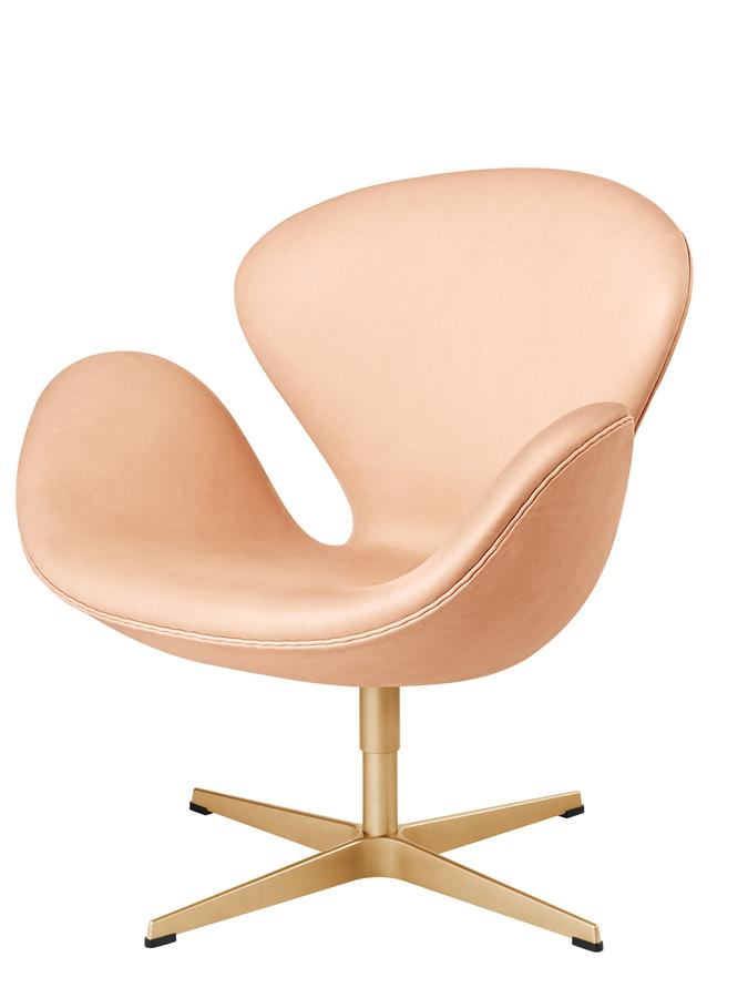 Fritz Hansen Swan Chair Limited Edition Von Arne Jacobsen 1958