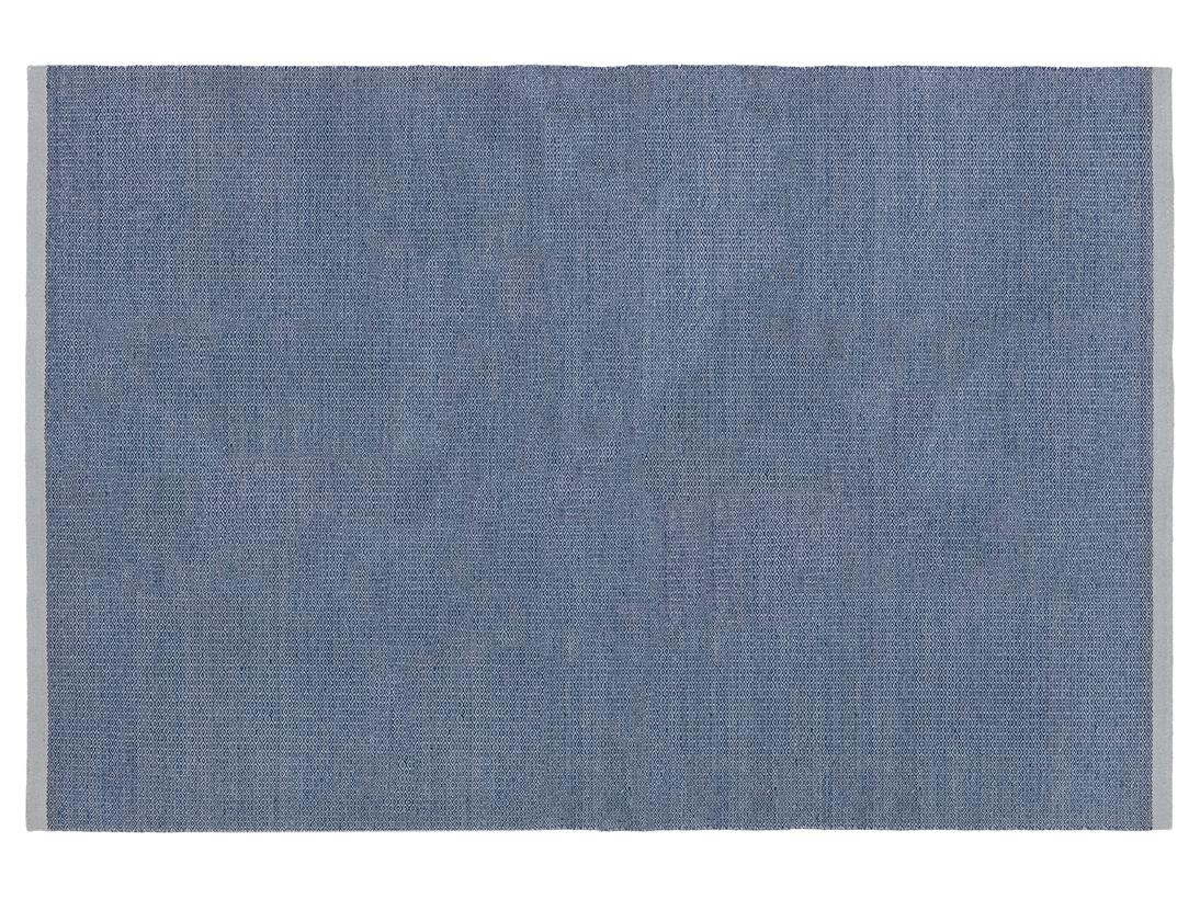 Fabula Living Teppich Balder 200 X 300 Cm Grau Mitternachtsblau