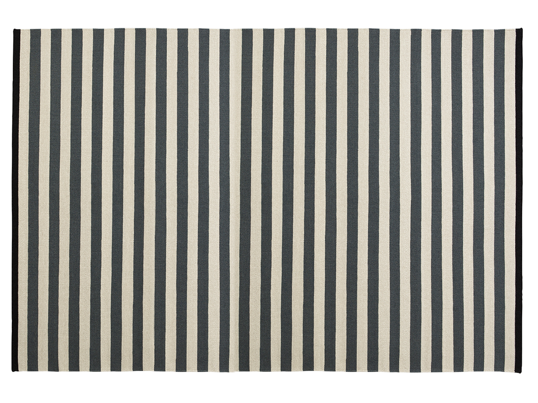 fabula living teppich l ufer nigella 200 x 300 cm dunkelgrau grau von lisbet friis. Black Bedroom Furniture Sets. Home Design Ideas