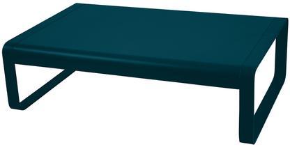 Bellevie Niedriger Tisch Acapulcoblau