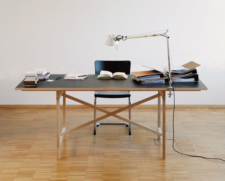 Lichtplanung Zuhause Schreibtisch